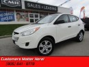 Used 2013 Hyundai Tucson HEATED SEATS, BLUETOOTH! for sale in St Catharines, ON