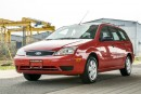 Used 2007 Ford Focus SE -Coquitlam Location - 604-298-6161 for sale in Langley, BC