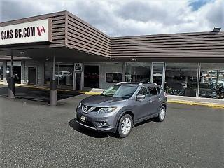 Used 2016 Nissan Rogue SL PREMIUM AWD for sale in Langley, BC