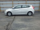 Used 2016 Hyundai Accent Hatchback FWD for sale in Cayuga, ON
