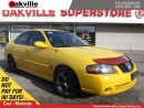 Used 2004 Nissan Sentra SE-R | WHOLESALE TO THE PUBLIC | AS -IS SPECIAL for sale in Oakville, ON