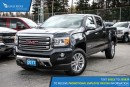 New 2017 GMC Canyon SLT Satellite Radio and Backup Camera for sale in Port Coquitlam, BC