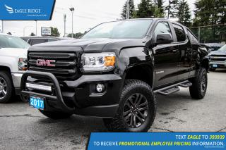 New 2017 GMC Canyon SLE Lifted with Satellite Radio and Backup Camera for sale in Port Coquitlam, BC