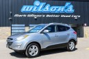Used 2011 Hyundai Tucson NEW TIRES! BLUETOOTH! HEATED SEATS! KEYLESS ENTRY! POWER PACKAGE! for sale in Guelph, ON