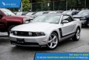 Used 2010 Ford Mustang GT Navigation, Heated Seats, and Backup Camera for sale in Port Coquitlam, BC