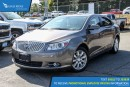 Used 2012 Buick LaCrosse Convenience Group Navigation, Sunroof, and Heated Seats for sale in Port Coquitlam, BC