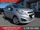 Used 2015 Chevrolet Spark 1LT CVT ACCIDENT FREE w/ POWER WINDOWS/LOCKS & BLUETOOTH for sale in Surrey, BC