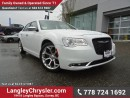 Used 2016 Chrysler 300C Platinum ACCIDENT FREE w/ LEATHER, PANORAMIC SUNROOF & PADDLE SHIFTERS for sale in Surrey, BC