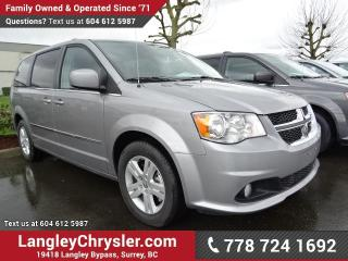 New 2017 Dodge Grand Caravan Crew for sale in Surrey, BC
