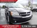 New 2017 Dodge Grand Caravan Crew Plus for sale in Surrey, BC