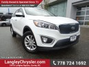Used 2017 Kia Sorento 2.4L LX ACCIDENT FREE w/ AWD, HEATED FRONT SEATS & BLUETOOTH for sale in Surrey, BC