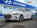 Used 2017 Hyundai Elantra GLS Sedan for sale in Nepean, ON