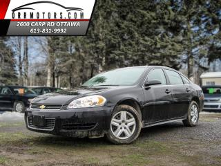 Used 2011 Chevrolet Impala LS for sale in Stittsville, ON
