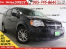 Used 2013 Dodge Grand Caravan SXT Plus| DVD| BACK UP CAMERA| TOUCH SCREEN| for sale in Burlington, ON