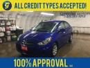 Used 2012 Hyundai Accent GL*KEYLESS ENTRY*POWER WINDOWS/LOCKS/MIRRORS*AM/FM/CD/AUX/USB*TRACTION CONTROL*CRUISE CONTROL* for sale in Cambridge, ON