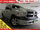 Used 2017 Dodge Ram 1500 SXT| HEMI| LOW KM'S| WE WANT YOUR TRADE| for sale in Burlington, ON