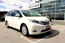 Used 2015 Toyota Sienna XLE AWD 7-pass V6 6A for sale in Langley, BC