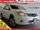 Used 2013 Nissan Rogue SV| BACK UP CAMERA| POWER SEAT| HEATED SEATS| for sale in Burlington, ON
