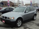 Used 2006 BMW X3 2.5i for sale in Gloucester, ON