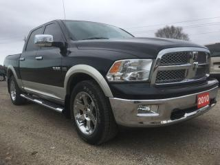 Used 2010 Dodge Ram 1500 Laramie for sale in Lambton Shores, ON