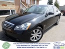 Used 2006 Infiniti M35x NAVIGATION! AWD! MUST SEE! for sale in Caledon, ON