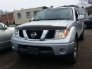 Used 2006 Nissan Frontier LE,cert&etested,4X4! for sale in Oshawa, ON