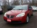 Used 2006 Pontiac G6 cert&etested for sale in Oshawa, ON
