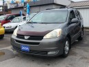 Used 2004 Toyota Sienna LE,cert&etested for sale in Oshawa, ON