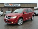 Used 2011 Dodge Journey R/T AWD **7 PASSENGER** for sale in Gloucester, ON