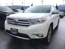 Used 2013 Toyota Highlander V6 Limited (A5) for sale in Surrey, BC