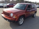 Used 2012 Jeep Patriot 4WD North Edition  ONLY $95 BIWEEKLY 0 DOWN! for sale in Kentville, NS