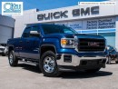 Used 2015 GMC Sierra 1500 DOUBLE CAB/4X4/ APPEARANCE PKG for sale in North York, ON