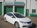 Used 2015 Honda Civic LX for sale in Thunder Bay, ON