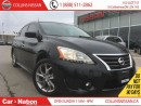 Used 2013 Nissan Sentra | ALLOYS | LOCAL TRADE | SPORT MODEL | for sale in St Catharines, ON