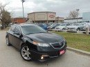 Used 2013 Acura TL ELITE PKG-NAVIGATION-CAMERA for sale in Scarborough, ON