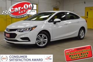 Used 2017 Chevrolet Cruze LT TURBO HEATED SEATS ALLOYS for sale in Ottawa, ON