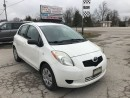 Used 2008 Toyota Yaris LE for sale in Komoka, ON