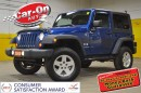 Used 2009 Jeep Wrangler X TRAIL RATED ONLY 75,000 KM for sale in Ottawa, ON
