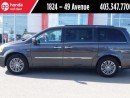 Used 2016 Chrysler Town & Country for sale in Red Deer, AB
