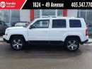 Used 2016 Jeep Patriot for sale in Red Deer, AB