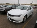Used 2016 Chrysler 200 LX - Keyless  Bluetooth  Touch Screen for sale in London, ON