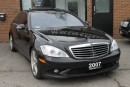 Used 2007 Mercedes-Benz S-Class S550 4MATIC AMG DESIGNO *NAVI, NO ACCIDENTS* for sale in Scarborough, ON