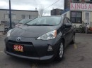 Used 2012 Toyota Prius c Hybrid, Navi, KEYLESS, BLUETOOTH for sale in Scarborough, ON