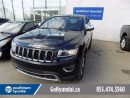 Used 2014 Jeep Grand Cherokee LEATHER, SUNROOF, BACK UP CAMERA. for sale in Edmonton, AB