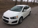 Used 2012 Chevrolet Sonic LT for sale in Lindsay, ON