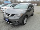 Used 2016 Nissan Rogue AWD SV TECH for sale in Beaverton, ON
