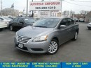 Used 2013 Nissan Sentra Auto All Power Options/Bluetooth&GPS*$39/wkly for sale in Mississauga, ON