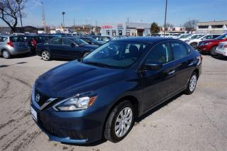 Used 2017 Nissan Sentra 1.8 S |Company DEMO|NOT A RENTAL| for sale in Scarborough, ON