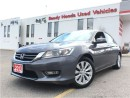 Used 2013 Honda Accord Sedan EX-L - Leather - Roof - Rear Camera for sale in Mississauga, ON