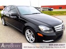Used 2012 Mercedes-Benz C-Class C250 - 4MATIC for sale in Woodbridge, ON